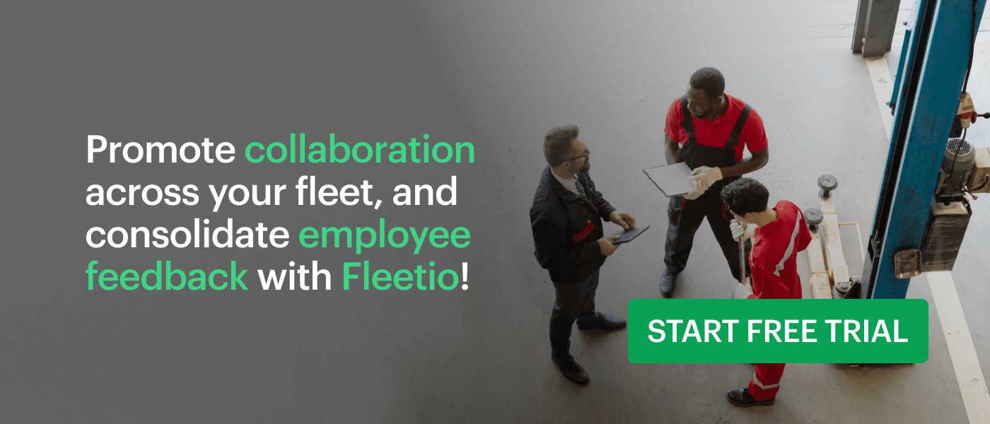 improve fleet communication