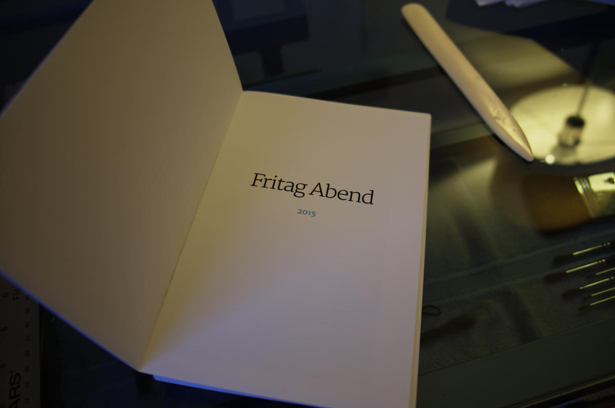 <p>The title page</p>\n