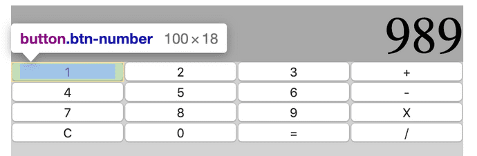 js projects simple calculator step6