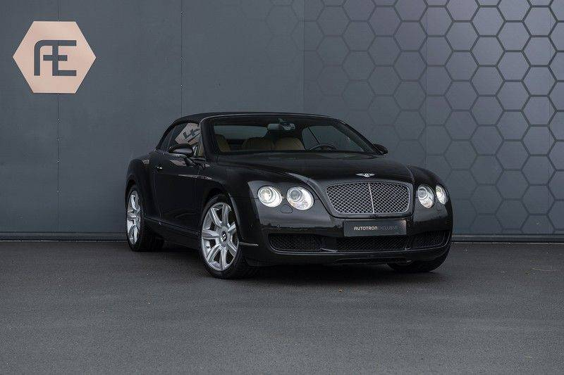 Bentley Continental GT 6.0 W12 GTC Massage Stoelen + Verwarmde Stoelen + Cruise Control afbeelding 9