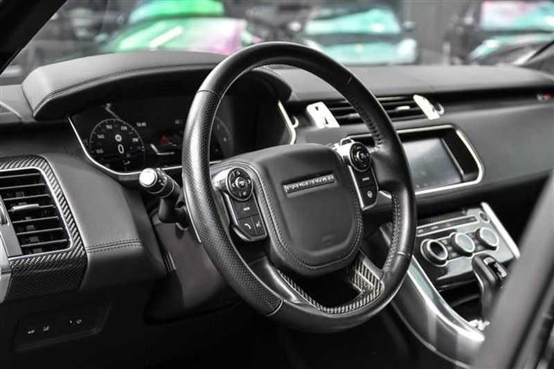 Land Rover Range Rover Sport 5.0 SVR PANO.DAK+CARBON+ACC+HEADUP NP.224K afbeelding 9
