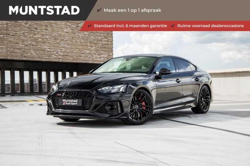 Audi RS5 Sportback 2.9 TFSI quattro | 450PK | Sportdifferentieel | Optiekpakket carbon | B&O | Keramische Remmen | Head-Up |RS Dynamic pakket |
