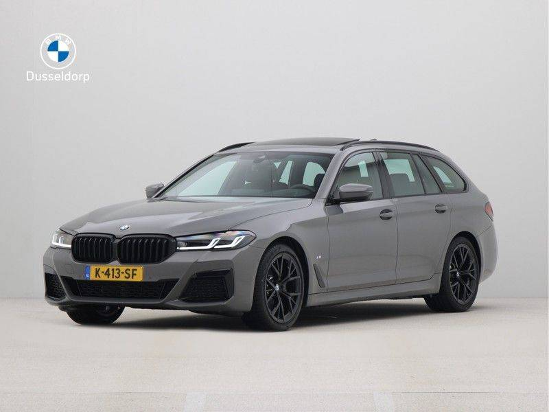 BMW 5 Serie Touring 520i High Executive M-Sport Automaat afbeelding 1