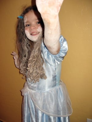 Baby Powder Cinderella