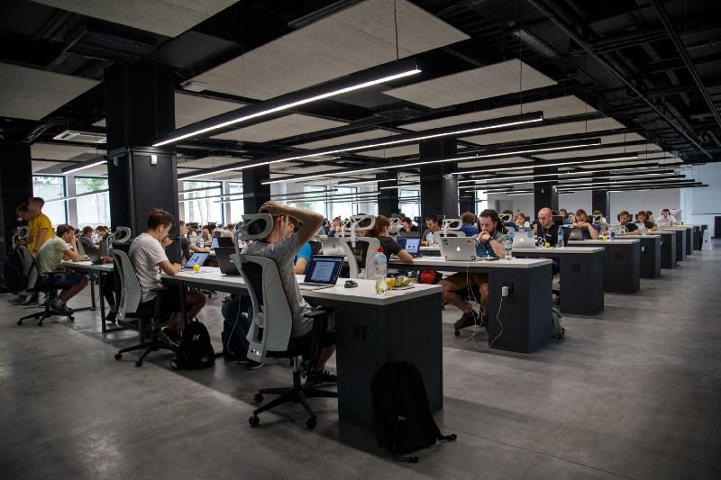 """people doing office works"" by [Alex Kotliarskyi](https://unsplash.com/@frantic) on[Unsplash](https://unsplash.com)"