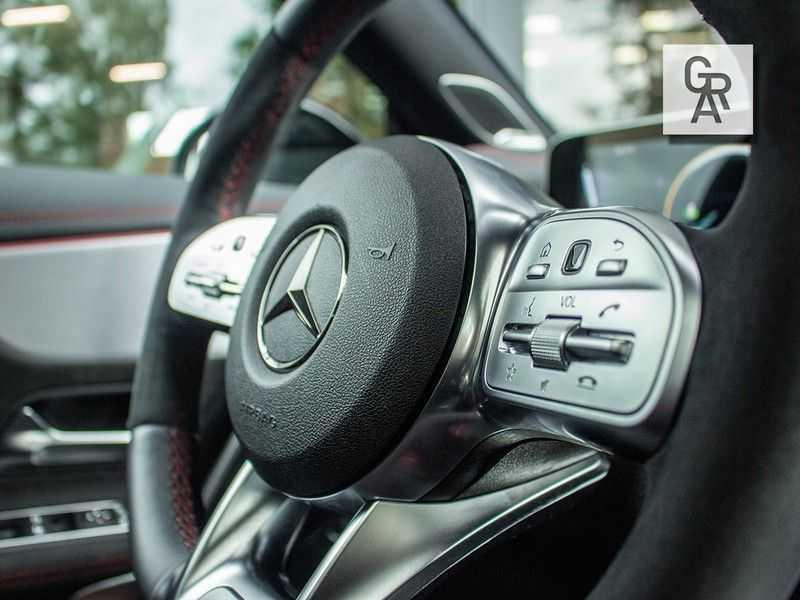 Mercedes-Benz CLA35 AMG klasse CLA35 AMG 4MATIC Premium Plus afbeelding 12