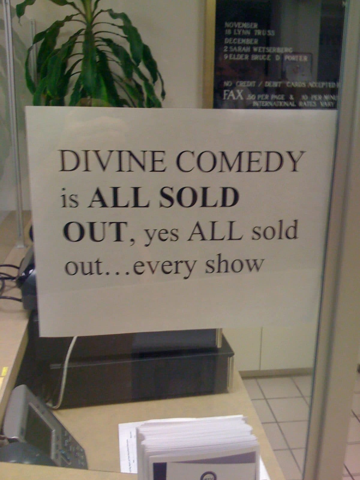 divine comedy 6