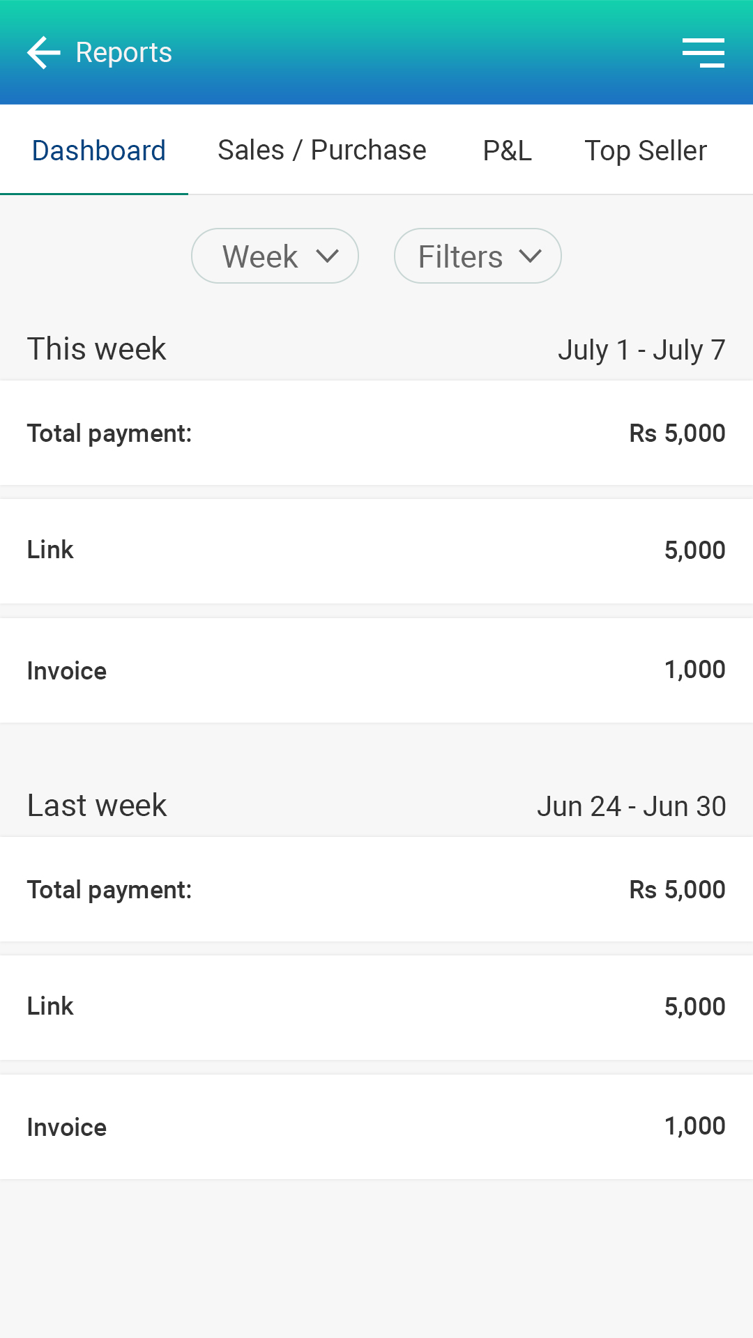 Wizpay Mobile banking, ewallet, POS, inventory management app Screenshot 16