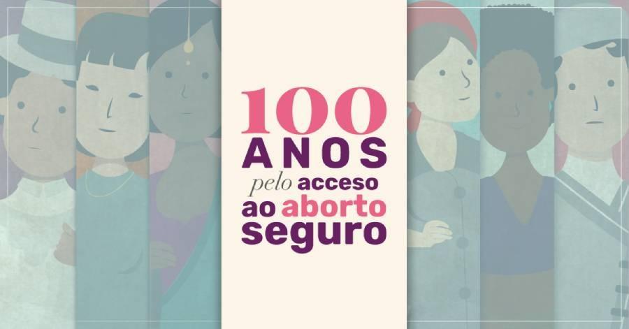 100 anos aborto seguro