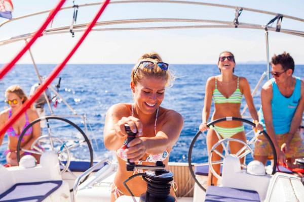 Ready for a change? Try a sailing holiday