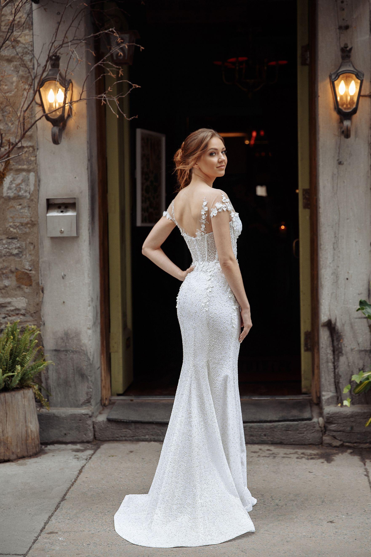robe de mariee ligne a montreal boutique de robes de mariee lilia haute couture