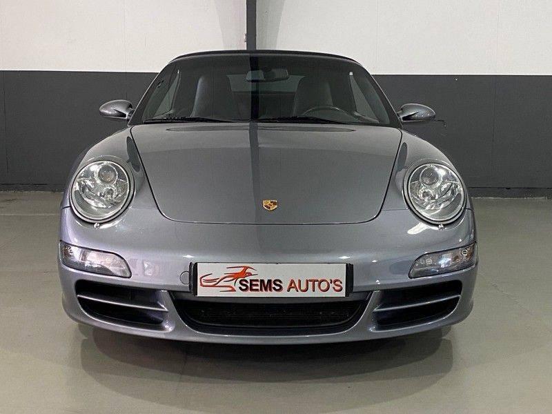 Porsche 911 Cabrio 3.6 Carrera Bose / Navi / Xenon afbeelding 8