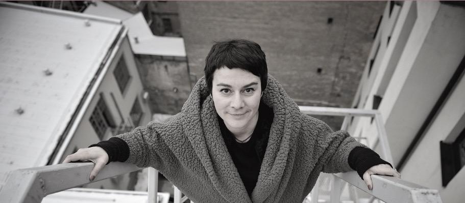 Яна Вагнер. Фото из личного архива