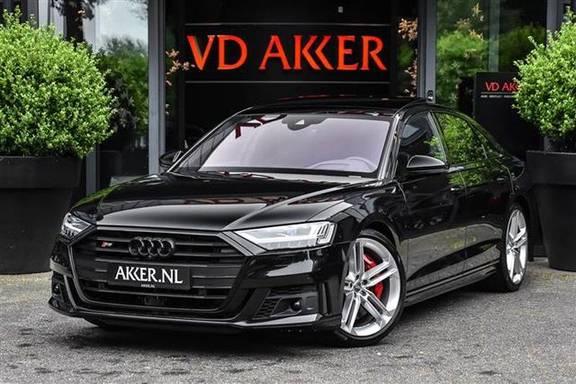 Audi S8 4.0 TFSI PANO.DAK+HEADUP+BLACKLOOK+360CAMERA