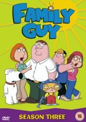 cover Family Guy - S3