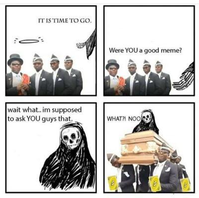Uno Reverse Card Meme (Death)