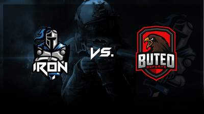 IRON SIX vs BUTEO ESPORTS Academy LIVE