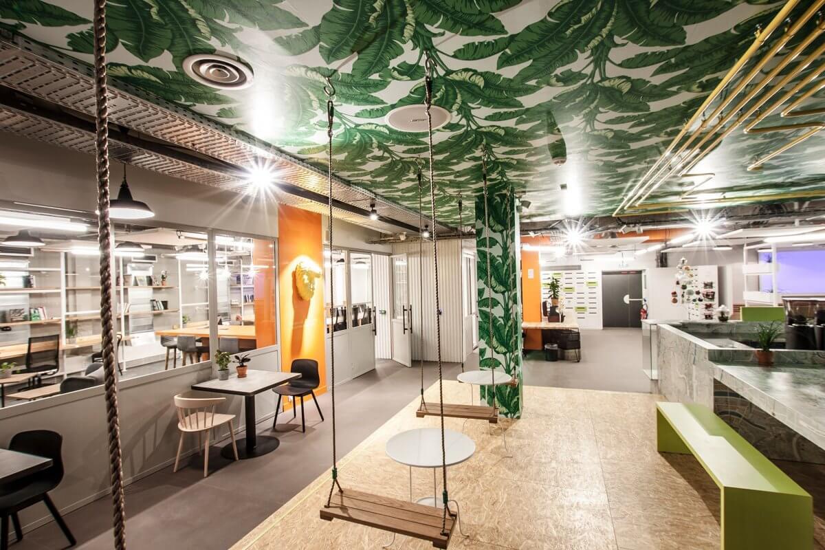 Espace de coworking Hub Grade