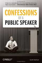 Related book Confessions of a Public Speaker Cover