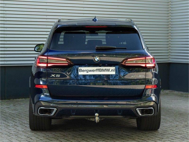 BMW X5 xDrive40i High Executive - M-Sport - 7-Zits - Luchtvering - Trekhaak - 7p afbeelding 6