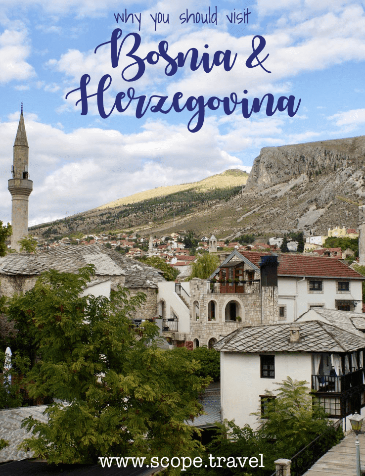 Why you should visit Bosnia and Herzegovina Pinterest