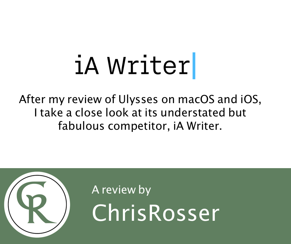 iA Writer Review