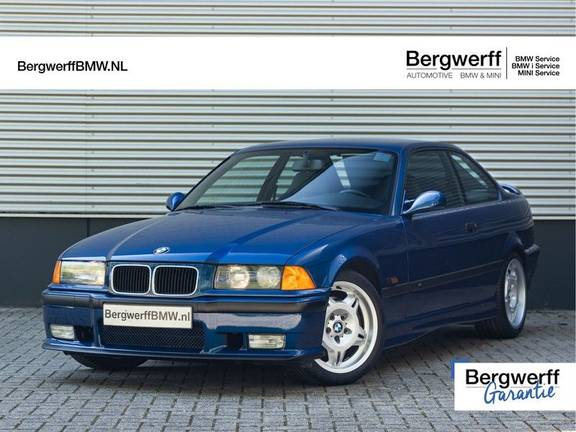 BMW 3 Serie Coupe M3 3.0 - 1st Owner - 1st Paint - ''Like New''