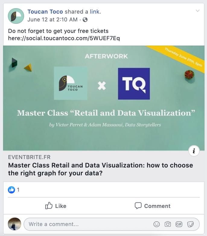 Toucan Toco facebook