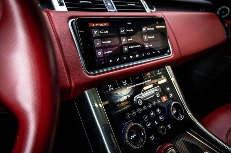 Land Rover Range Rover Sport P575 SVR | Panorama | Stoelkoeling | HUD | Carbon afbeelding 15