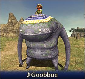 Goobbue Mount