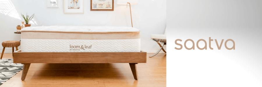 Saatva Beds - Loom & Leaf