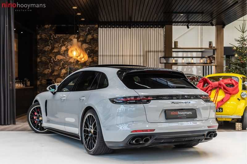 Porsche Panamera Sport Turismo 4.0 GTS   Innodrive   Panorama   Burmester   Head Up Display   NP 229.000 afbeelding 5