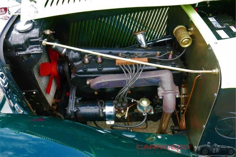 Jaguar SS1 2 ½ litre 20HP open-top four-seater Tourer afbeelding 3