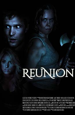 Reunion Credits Poster
