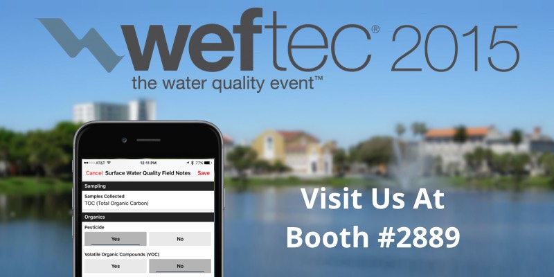 Find Fulcrum at WEFTEC - The Water Quality Event