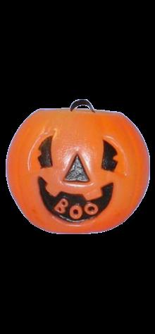 Boo Pumpkin Pail photo