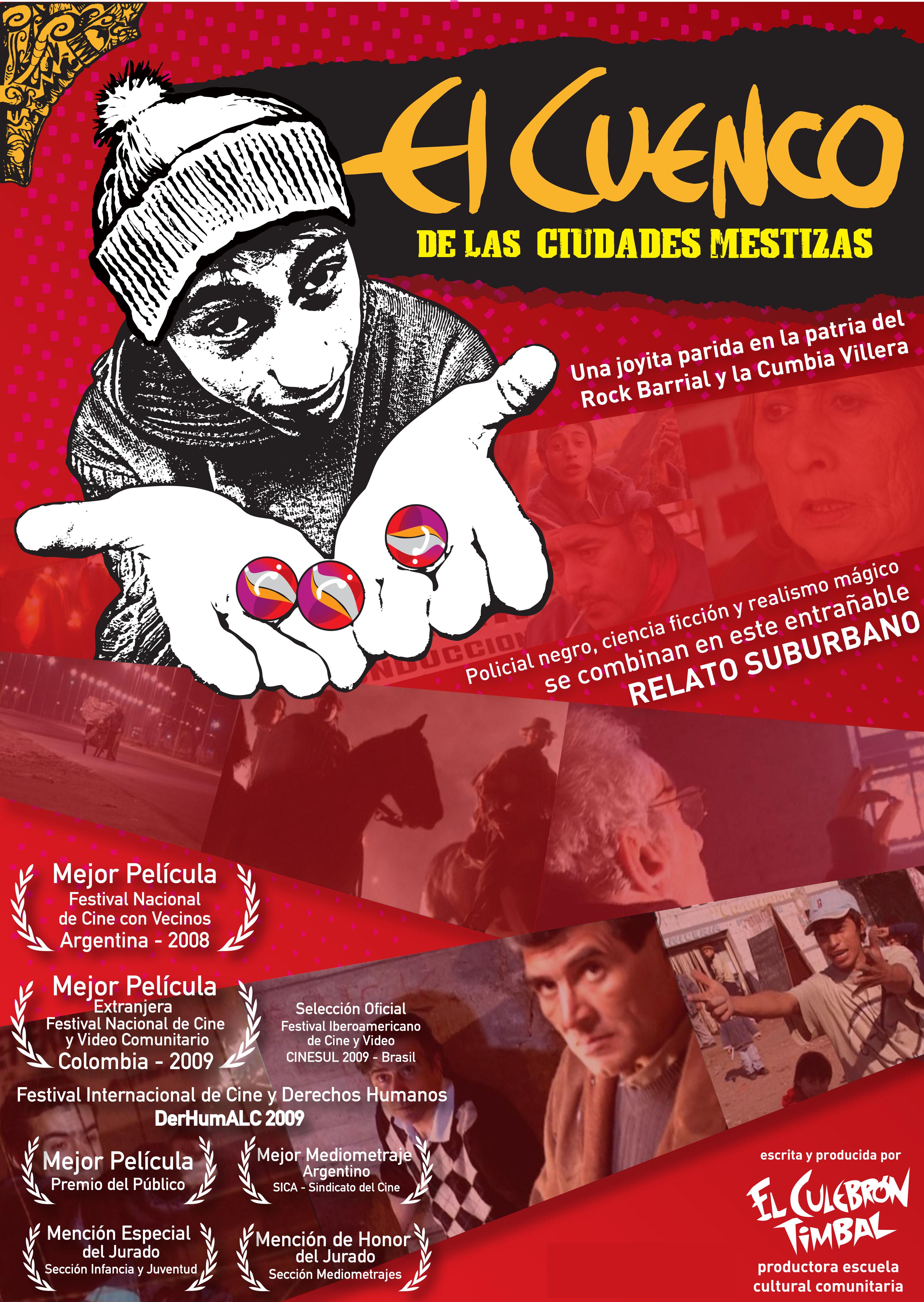 Afiche de Cine Conurbano