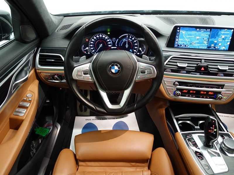 BMW 7 Serie 740e iPerformance Individual M-Sport 326pk Aut8- Full options! afbeelding 4