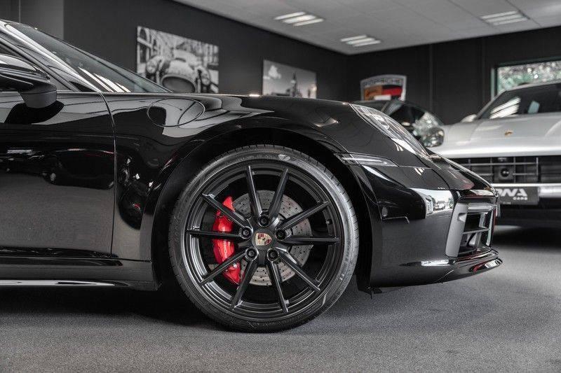 Porsche 911 992 S Cabrio Sport Design Pakket Ventilatie Led Matrix Chrono Sport Uitlaat 3.0 Carrera S afbeelding 11