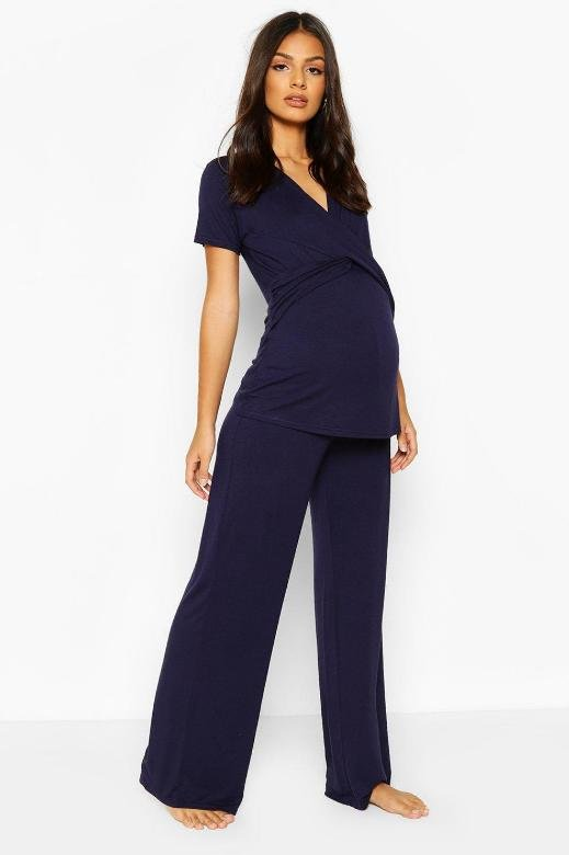 pigiama per la gravidanza
