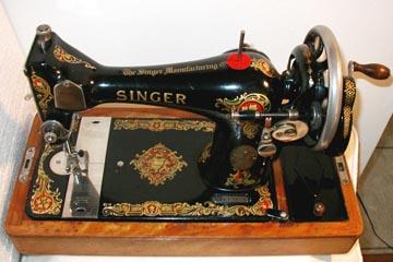 Singer 128