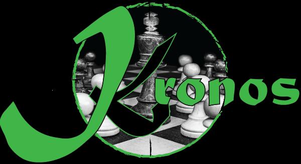Logotipo Kronos