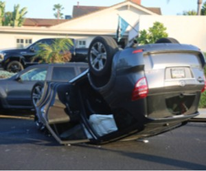 upside down on your car loan