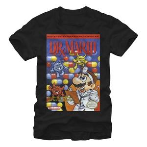 NES Dr Mario - T Shirt