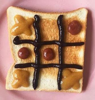 Sandwich with Noshi