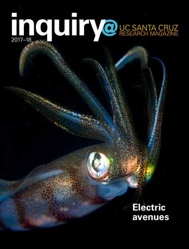 2017 cover of Inquiry Magazine