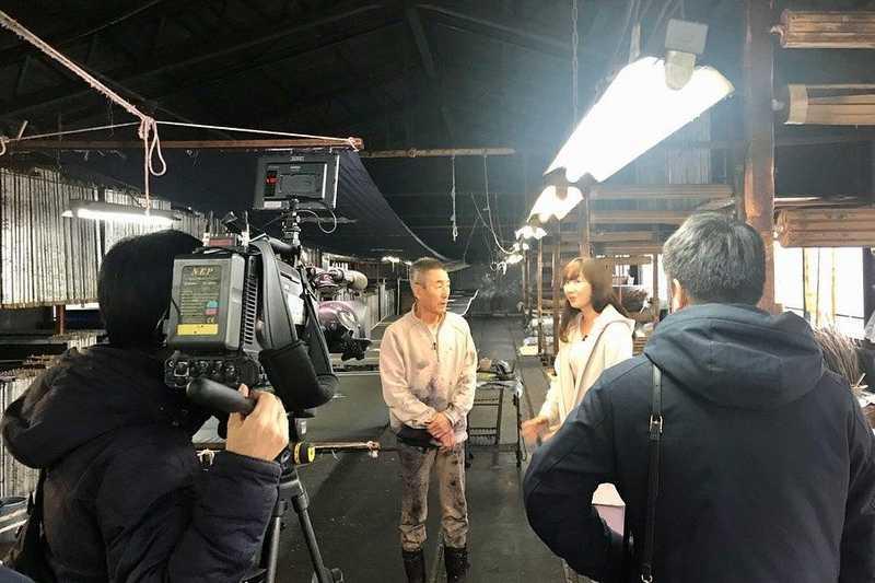 KBS京都「京bizX」で特集されました