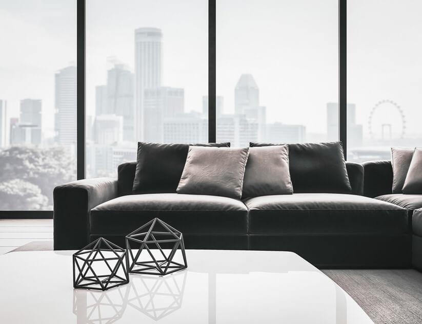 Tintex's waiting area/lounge