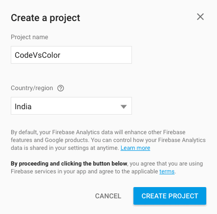 firebase in android tutorial