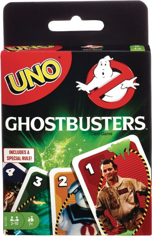 Ghostbusters Uno (2018)